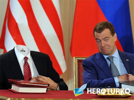 Мужской шаблон - Веселая встреча с главой РФ