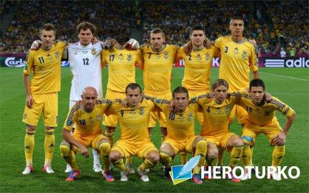 Шаблон psd - Футбольная команда