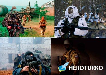 Шаблоны для фотошопа  - Защитники Родины