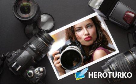 Рамка к фото - Фотограф