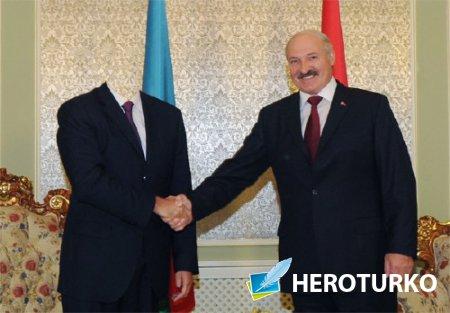 Шаблон psd мужской - Встреча с президентом Белоруссии
