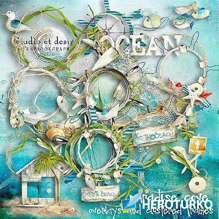 Океан на твоей обложке - Скрап коллекция