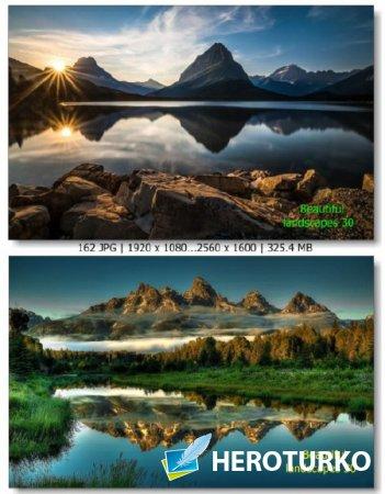 Beautiful landscapes 30