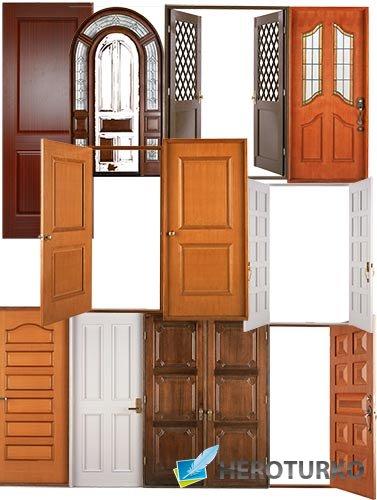 Png на прозрачном фоне - Двери